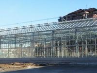 struttura serra agricola